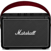Marshall Audio Kilburn II Portable Bluetooth Speaker, Black