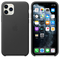 Apple iPhone 11 Pro Leather Case, Black