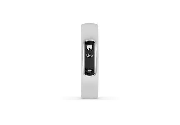 Garmin vivosmart 4 Activity Tracker Small/Medium, Silver with Gray Hardware