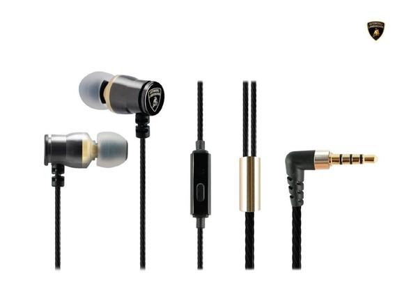 لامبورجينى , Deluxe , سماعة الأذن