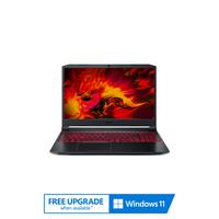 "Acer Nitro 5, Ryzen 7-4800H, 16GB RAM, 1TB HDD+ 256 GB SSD, Nvidia GeForce GTX 1650 4GB Graphics, 15.6"" FHD 144Hz Gaming Laptop, Black"