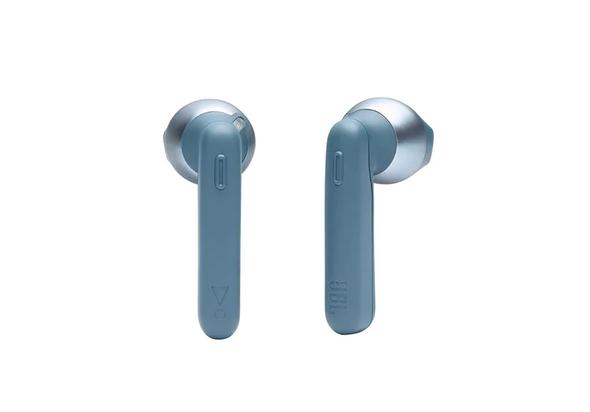JBL Tune T220TWS Wireless In-Ear Headphones,  Blue