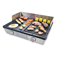 Solis Stainless Steel Grill, 979.7