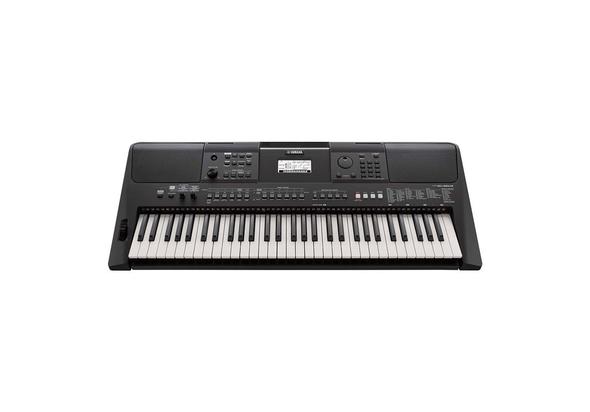 ياماها PSR-E463 لوحة مفاتيح موسيقية 61 مفتاح