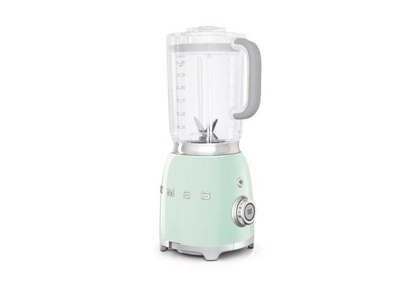 Smeg BLF01PGUK Blender 1.5 L, Pastel Green