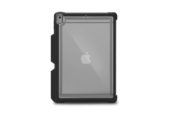 STM Dux Shell Duo Cover for iPad 7th gen 10.2, Black