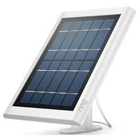 Ring Solar Panel V4 for Ring Spotlight Camera, White