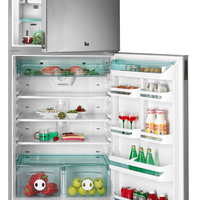 Teka 532 liters Free Standing Top mount Refrigerator NFV2 640, Full No Frost, Stainless steel