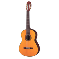 Yamaha C80 Full Size Nylon String Classical Guitar, Natural