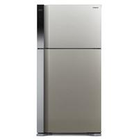 Hitachi RV760PUK7KBSL 760L Top Mount Refrigerator, Brilliant Silver