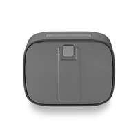 Cellularline Fizzy Bluetooth Mini Portable Speaker,  Black