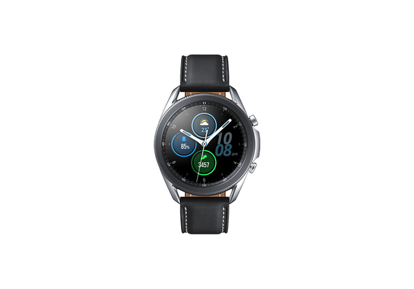 Samsung Galaxy Watch 3 Bluetooth 45mm,  Mystic Silver