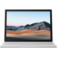 "Microsoft Surface Book 3 SMN-00013, i7-1065, 32GB RAM, 512GB SSD, 6GB GTX 1660 Ti Graphic, 15"" Touch Screen, Silver"