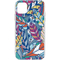 Switch iPhone 11 Pro Max Clear Case Matte Abstract Feathers