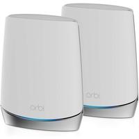 Netgear RBK752 Orbi Tri-Band WiFi 6 Mesh System, 4.2Gbps, Router+ 1 Satellitearmor