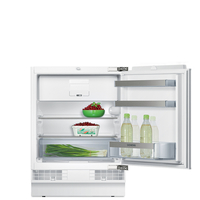 Siemens Built Under Refrigerator, 131 L, KU15LA60M