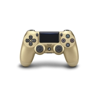 Sony PS4 Dualshock 4 V2 Controller, Gold