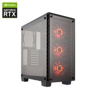 Customized Gaming Tower-Variant 06: i7-1070 16GB RAM, Ge Force RTX 3080 Gaming 10GB, Gigabyte Z490 Gaming X