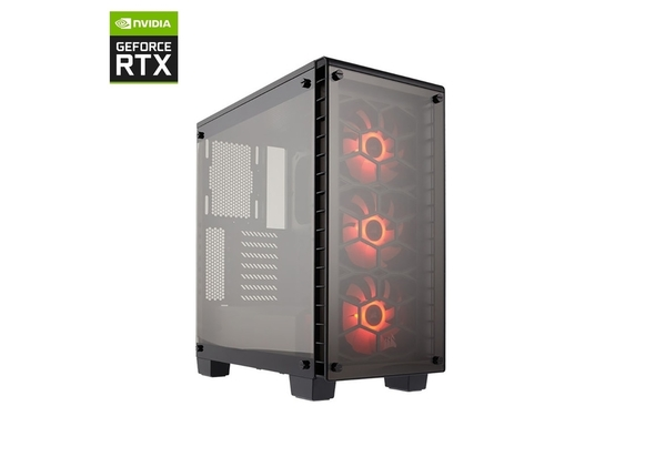 Customized Gaming Tower-Variant 06: i7-1070 16GB RAM, Ge Force RTX 3080 Gaming 10GB, Gigabyte Z490 Gaming X