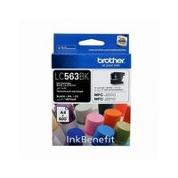Brother LC563 Cyan Ink Cartridge, Cyan