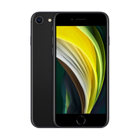 Apple iPhone SE Smartphone LTE Smartphone with FaceTime,  Black, 64 GB