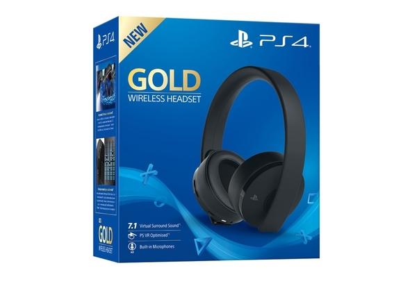 سوني PS4 سماعة رأس لاسلكية