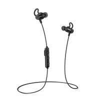 Anker SoundBuds Surge Wireless Bluetooth Earphones, Black