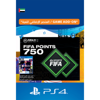 Sony 750 FIFA 21 Points Pack