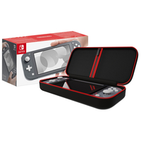 Nintendo Switch Lite Grey+ Travel Case Bundle