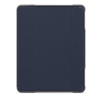 "STM Dux Plus Duo Case for iPad 9.7"" , Dark Blue"