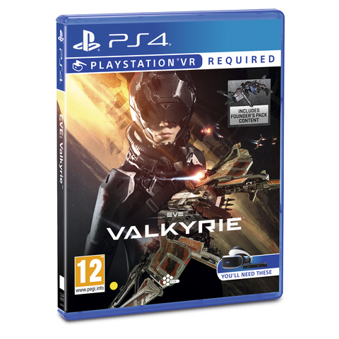 EVE Valkyrie VR for PS4