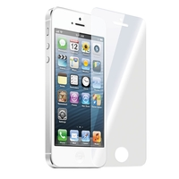 Max & Max IPSE06B Iphone se Tempered Glass With Cover