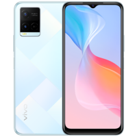 Vivo Y21 4GB, 64GB, LTE Smartphone,  White