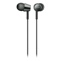 Sony EX155 In-Ear Headphones (Black)