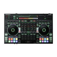 Roland DJ-808 DJ Controller, Black