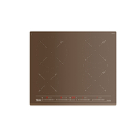 Teka 60 cm Built-In Induction Hob IZ 6420 London Brick Brown, 4 Cooking zones