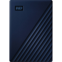 WD 2TB My Passport for Mac USB 3.0 External Hard Drive, Midnight Blue
