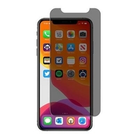 Hyphen iPhone 11 Tempered Glass Case Friendly Privacy