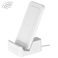 Case Mate Wireless Power Pad With Stand, White