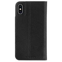 Case Mate Barely There Folio Black Case for iPhone Xs