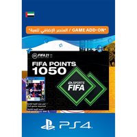 Sony 1050 FIFA 21 Points Pack