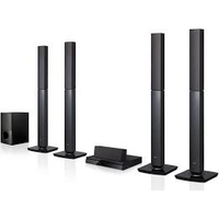"LG LHD657 5.1"" Home Theatre"