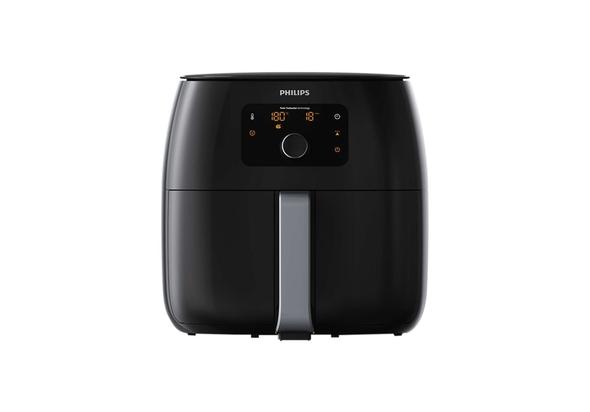 Philips HD9650 Airfryer 1.4L 2200W, Black/Grey