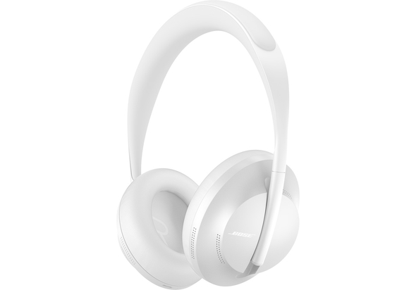 Bose Headphones 700 Noise-Canceling Bluetooth Headphones,  Luxe Silver