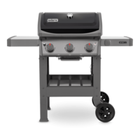 Weber Spirit II E-310 GBS Gas Grill, Black