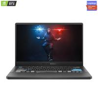 "Asus ROG Zephyrus G14, Ryzen 9-5900HS, 16GB RAM, 1TB SSD, Nvidia GeForce RTX 3050Ti 4GB Graphics, 14"" WQHD 120Hz Gaming Laptop, Gray"