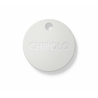 Chipolo Classic 2nd Generation Smart Finder,  Pearl White