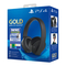 Sony PlayStation Gold Wireless Stereo Headset with Fornite Voucher