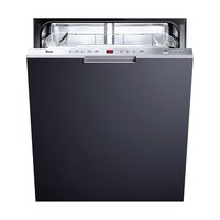 Teka Built In Dishwasher, 9 programs, 60cm, 14 Place settings, cutlery basket with sprayer, 6 temperatures, DW8 58 FI
