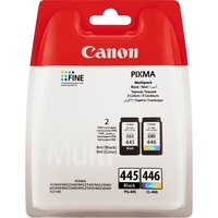 Canon PG 445 XL & CL 446 XL Ink Cartridge Multipack
